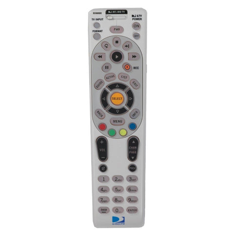 DIRECTV Universal RF Remote - No Backlight [DTV RF REMOTE]
