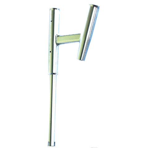 Tigress Dual Aluminum Kite Rod Holder - Straight Butt [88154]