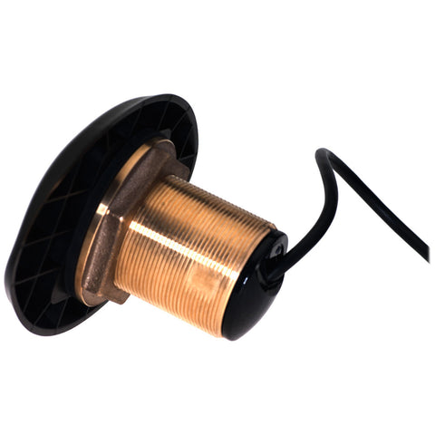 Navico XSONIC Bronze HDI Transducer Thru Hull 9 Pin Connector 10M Cable [000-13907-001]