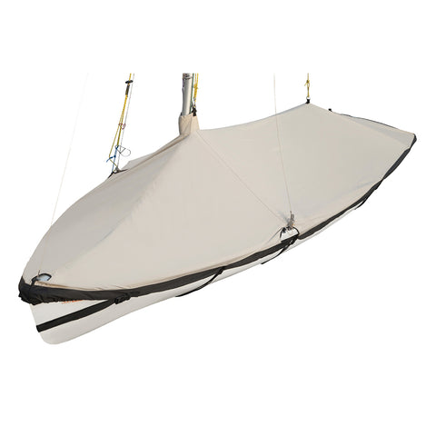 Taylor Made Club 420 Deck Cover - Mast Up Tented [61432A]