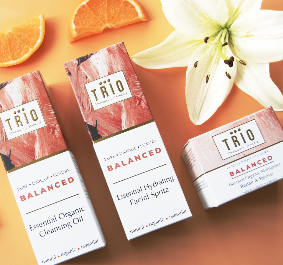 Balanced Collection - Trio Therapeutic Skincare
