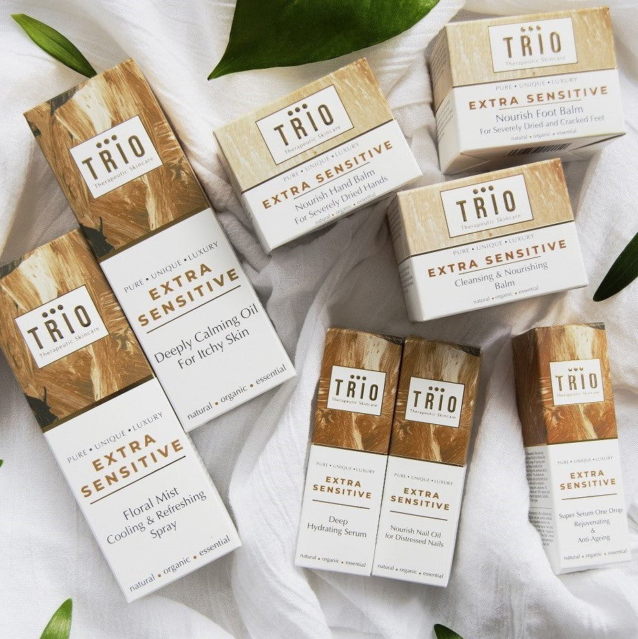 Extra Sensitive Collection -  Trio Therapeutic Skincare