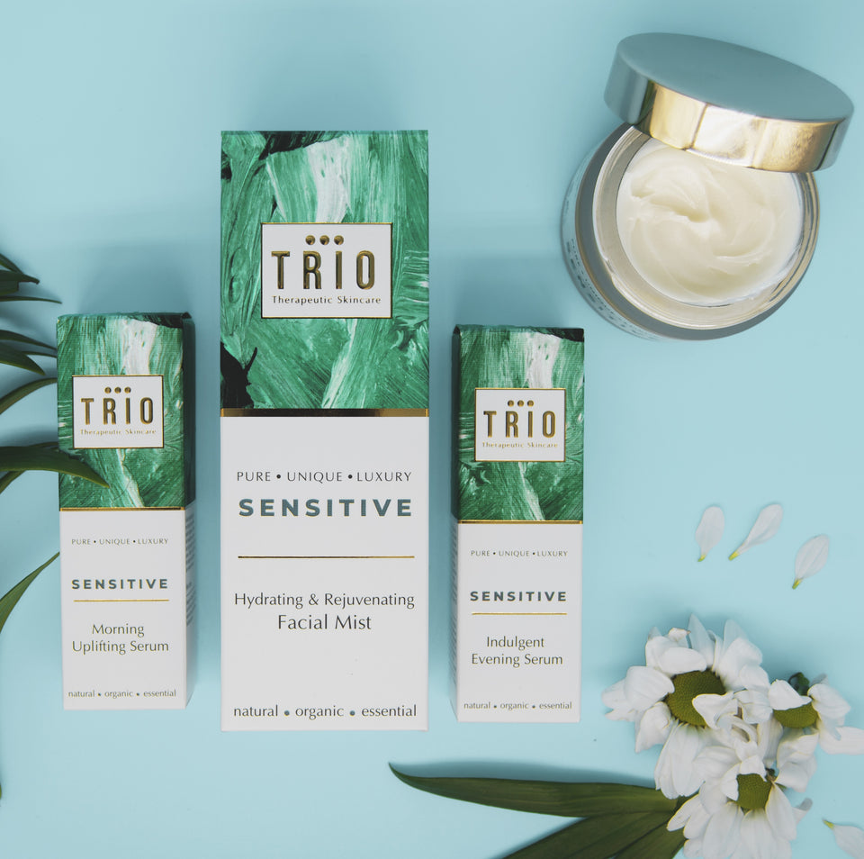 Sensitive Collection - Trio Therapeutic Skincare