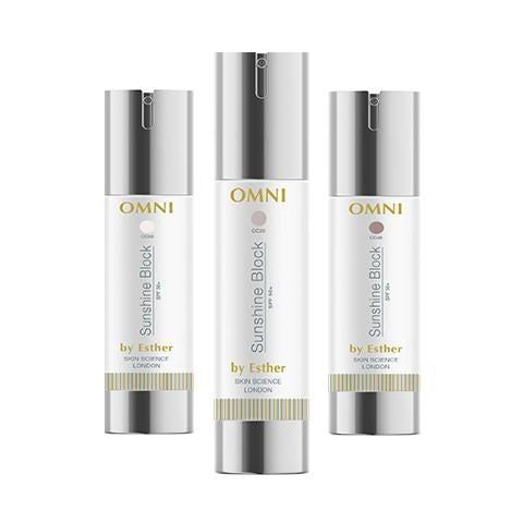 Omni by Esther Sunshine Block SPF 50+ - 50 ml