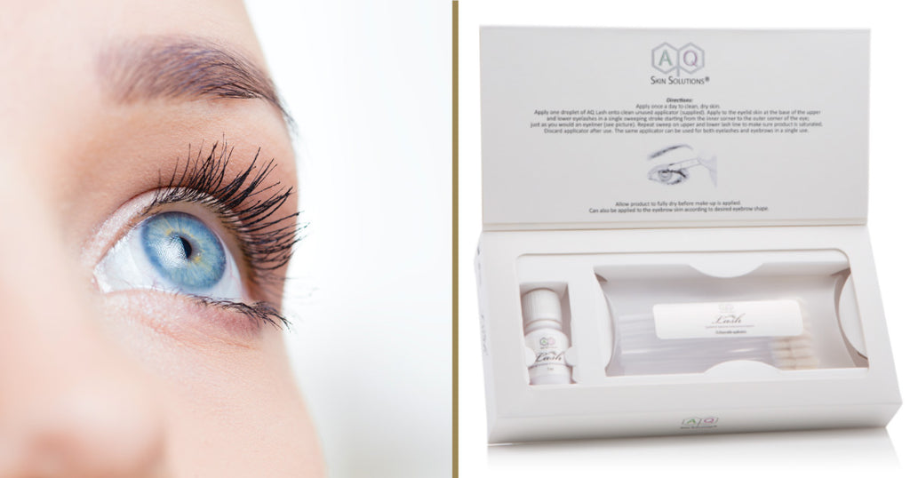Refresh and Enhance Your Eyelashes & 'Brows