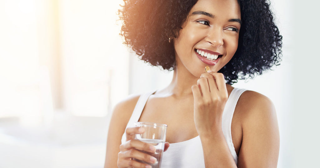 How Nutrients Can Work with your Skincare Routine