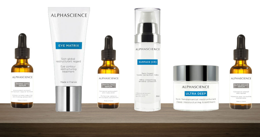 Alphascience Collection From EF Skin