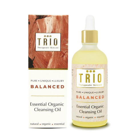 Essential Organic Cleansing Oil
