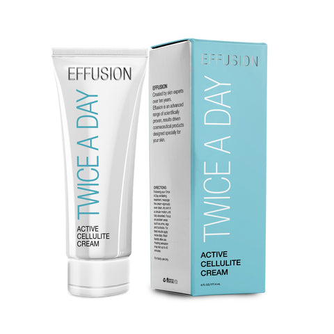 Effusion Twice A Day Active Cellulite Cream