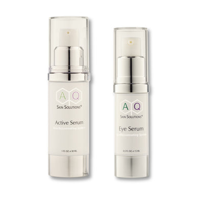 AQ Active Serum and Eye Serum