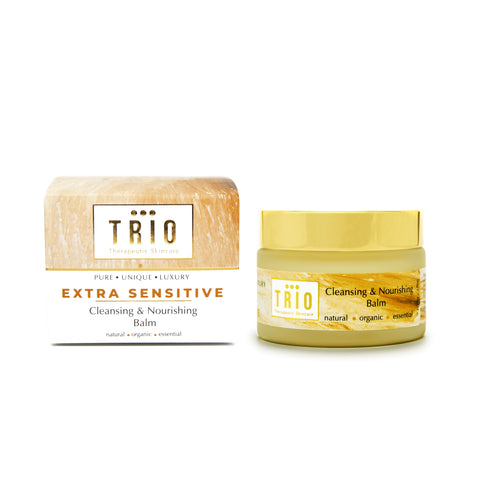 Trio Therapeutic Skincare - Extra Sensitive - Cleansing & Nourishing Balm