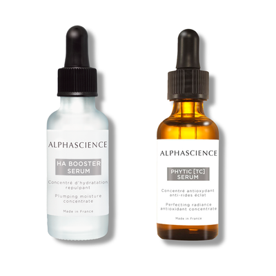 HA Booster Serum by ALPHASCIENCE and Phytic [tc] serum by ALPHASCIENCE set
