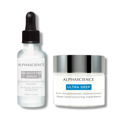 HA booster serum and ultra deep by ALPHASCIENCE