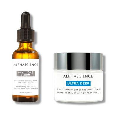 Phytic TC Serum and Ultra Deep by ALPHASCIENCE set