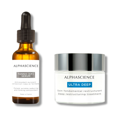 Tannic CF Serum & Ultra deep by ALPHASCIENCE Set
