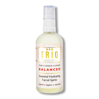 trio balanced essential hydrating facial spritz
