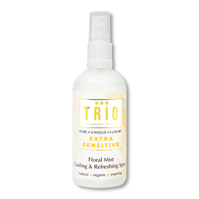 TRIO - Extra Sensitive Floral Mist Cooling & Refreshing Spray
