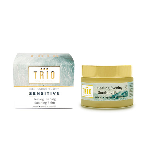 Trio Therapeutic Skincare - Sensitive - Healing Evening Soothing Balm