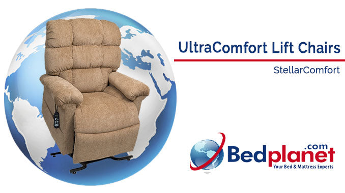Find Out More About StellarComfort Lift Chairs from UltraComfort