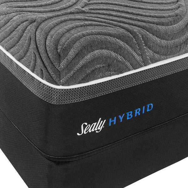 Sealy Posturepedic Hybrid Premier Silver mattress