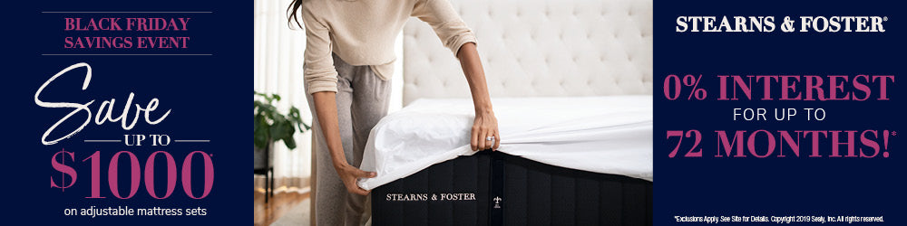 stearns and foster black friday mattress specials