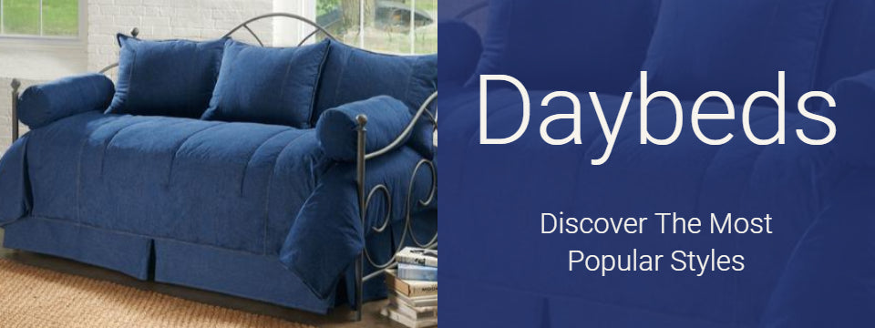 daybeds collection page banner