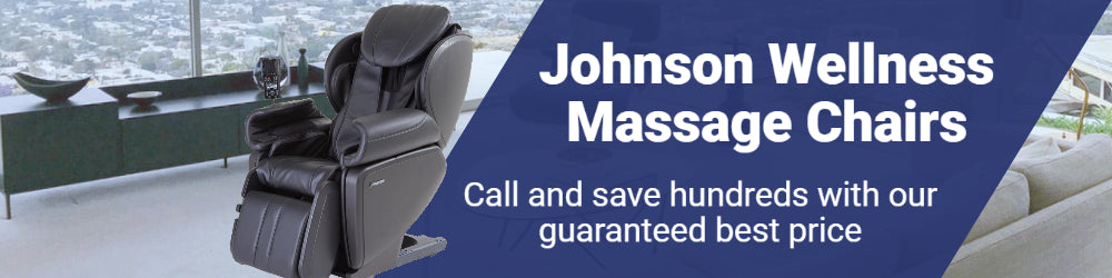 johnson wellness massage chairs