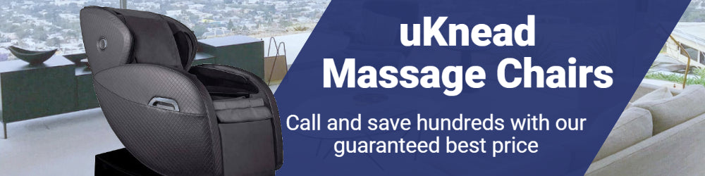 uKnead massage chairs