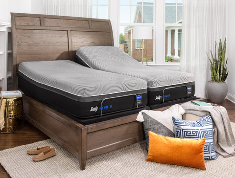 sealy hybrid copper ii mattress