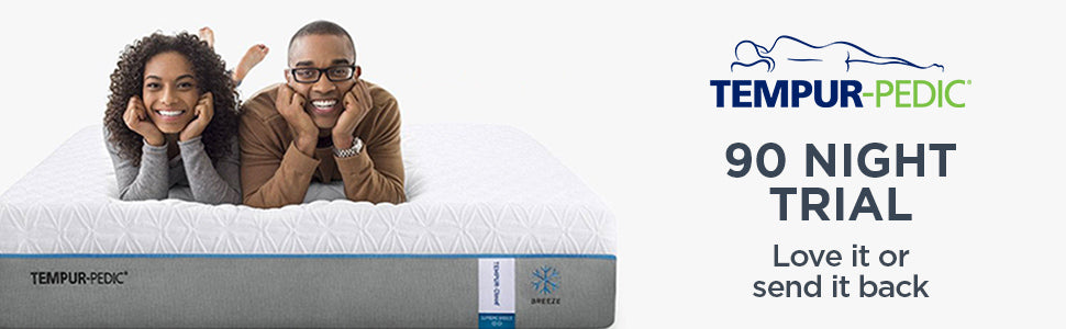 Tempur-pedic 90 Day Sleep-trial
