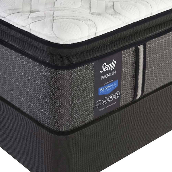 Sealy® Response Premium Plush Euro Pillowtop Possession + $200 Visa Gift Card