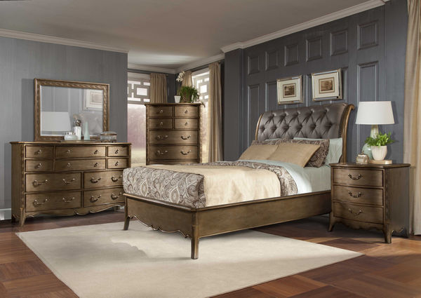 Homelegance Chambord 4 Piece Bedroom Set