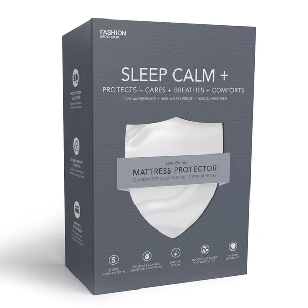 Fashion Bed Group Sleep Calm+ Mattress Protector