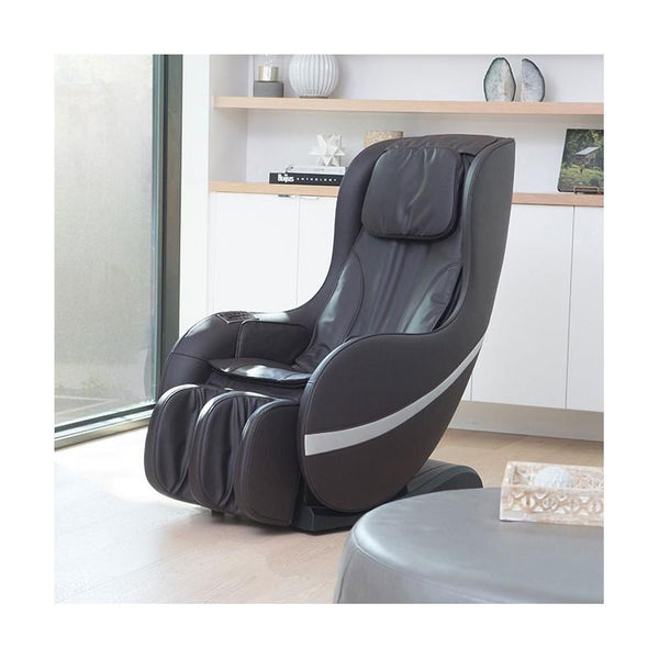Positive Posture Sol Massage Chair Open Box Special - Dark Brown