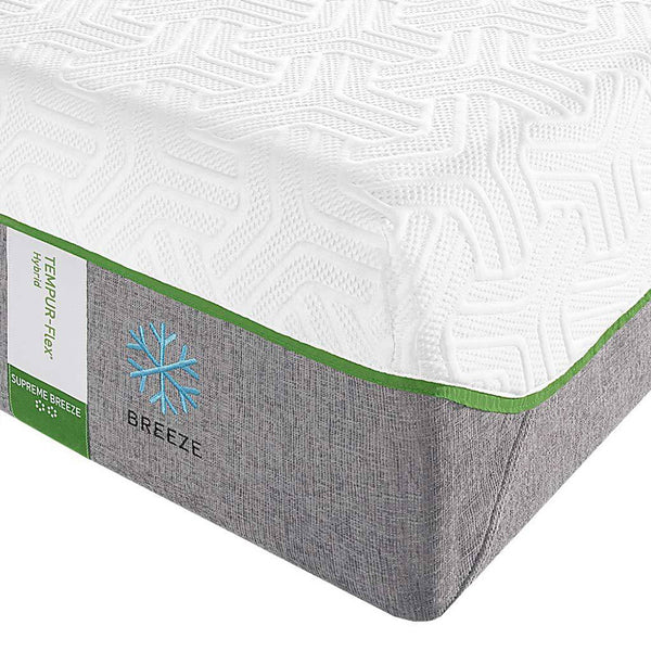 Tempur-Pedic TEMPUR-Flex Hybrid Supreme Breeze + $300 Gift Card