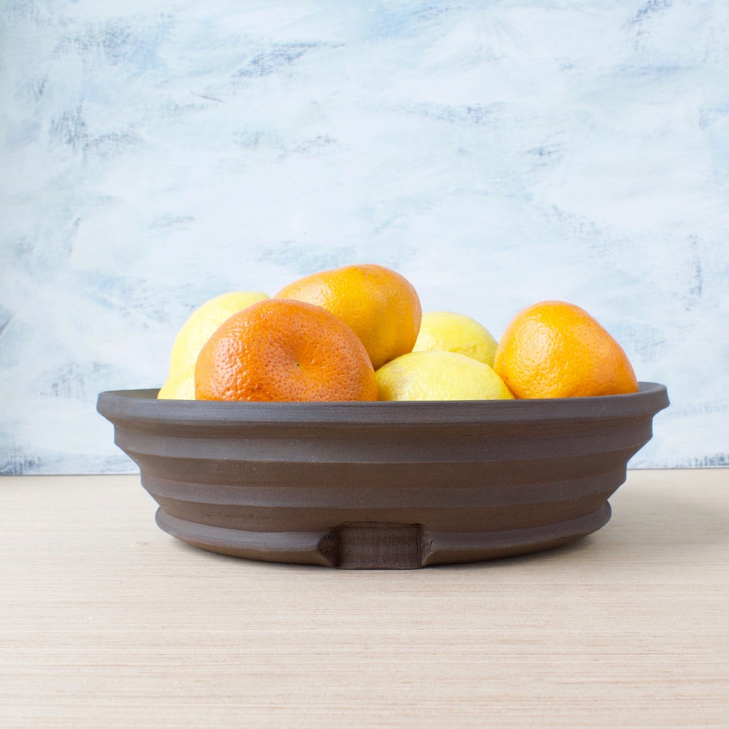 Geometric Fruit Bowl