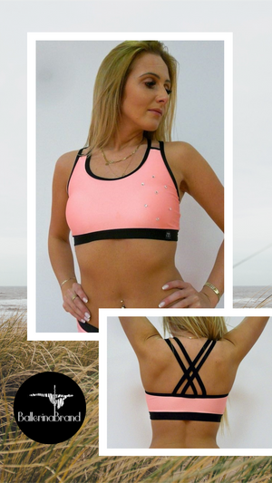 """Rocky Star"" Colors Bra"