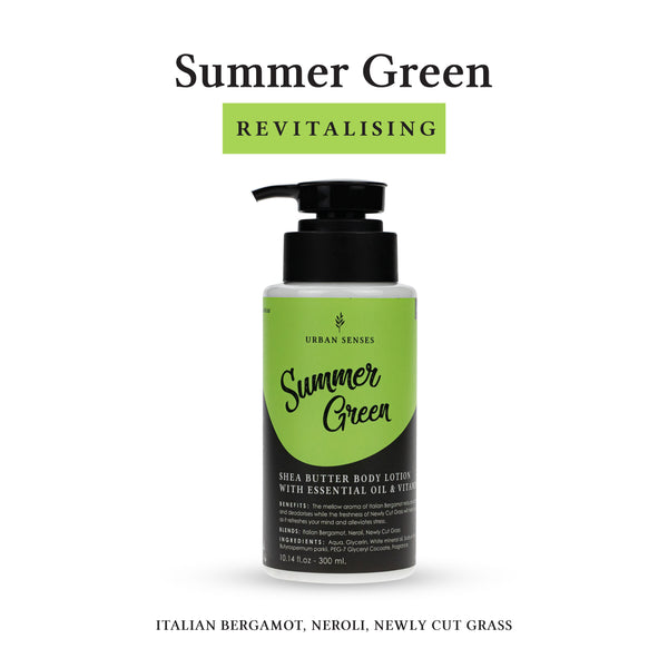 Body Lotion Summer Green