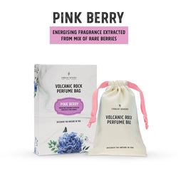 Perfume Bag Pink Berry