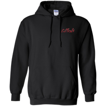 Load image into Gallery viewer, Black Pullover Hoodie