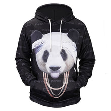 Load image into Gallery viewer, Panda Hoodie