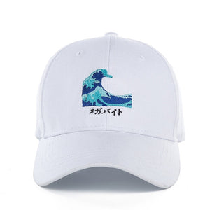 Waves Cap - Diamond HD