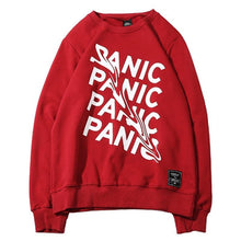 Load image into Gallery viewer, Panic Crew Neck