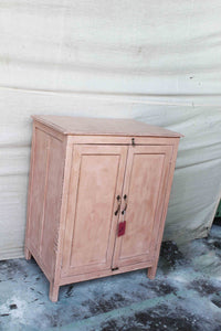 Salmon Cabinet with Double Door