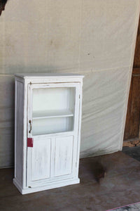 Small Single Door Cabinet