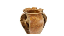 Load image into Gallery viewer, Abstract Wood Pot