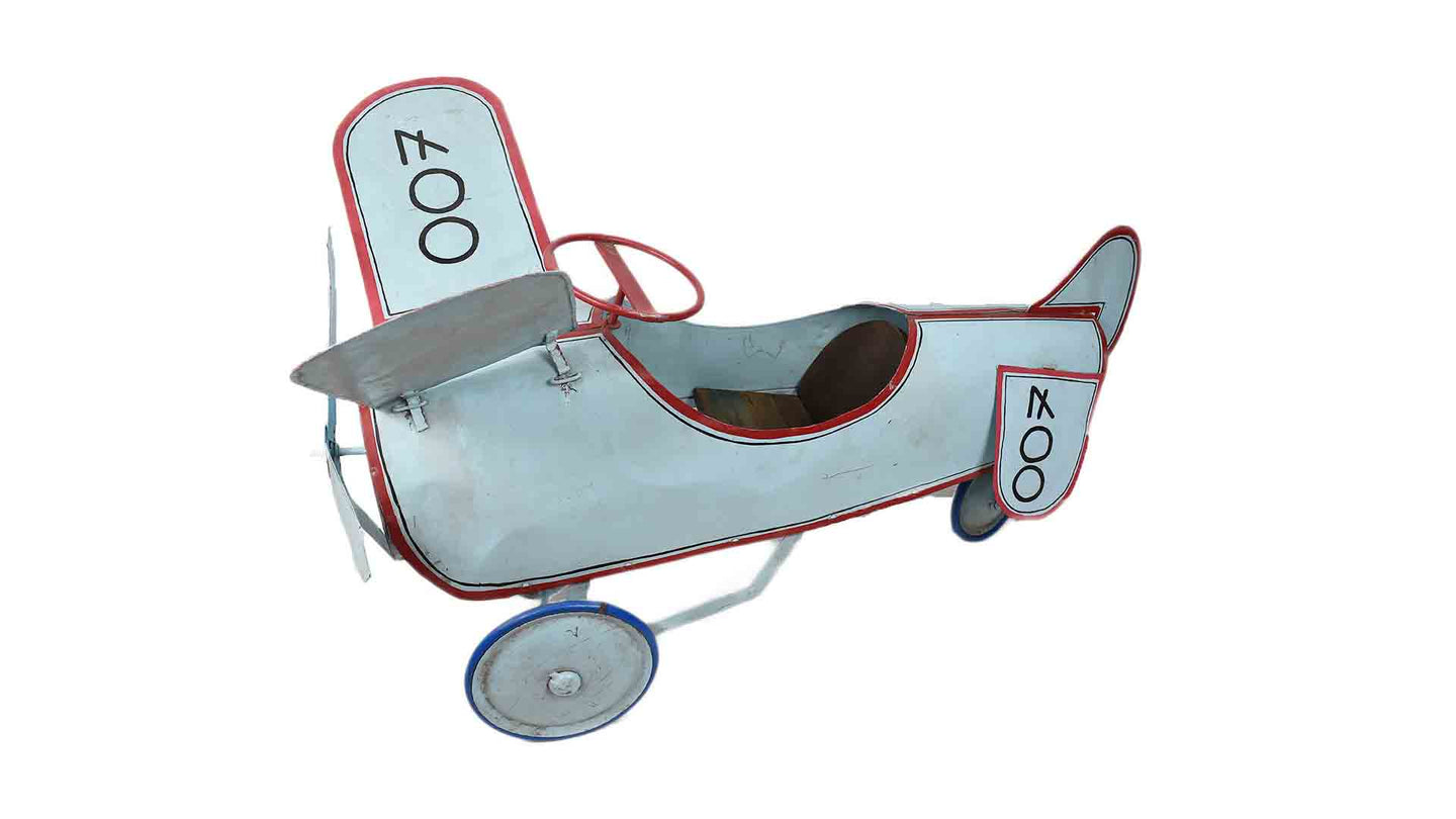 Vintage Toy Airplane 007