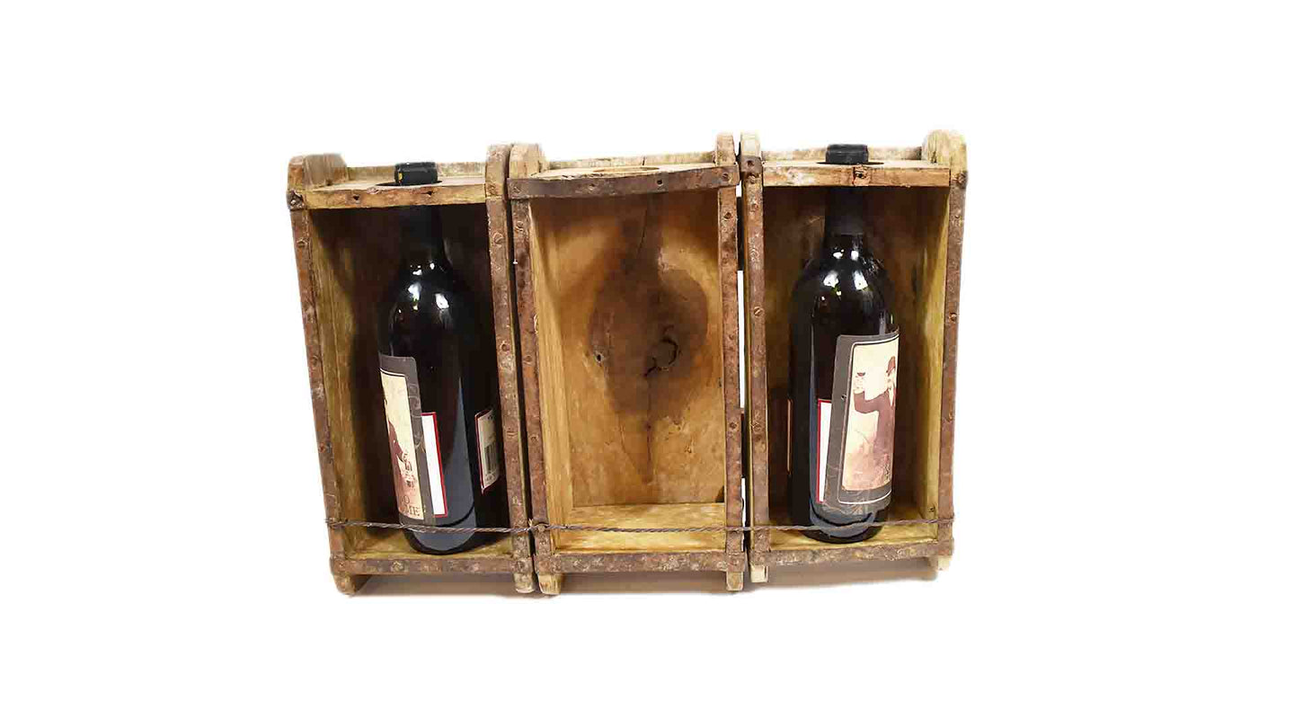 Brick Mold Wine Holder