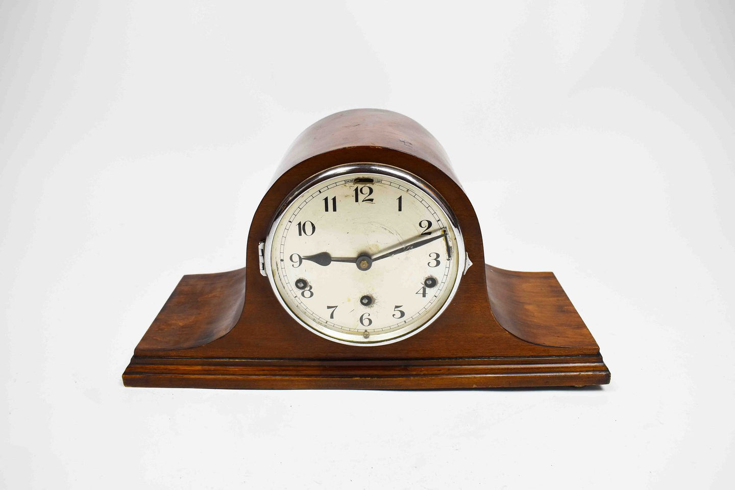 British Mantle Clock
