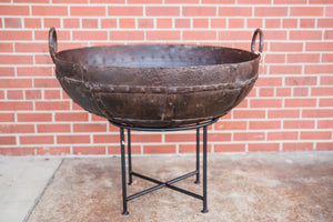 Iron Fire Pits with Stand